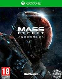 Mass Effect Andromeda (Xbox One) @ Gameshop Twente