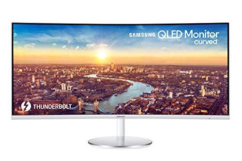 Samsung Curved Ultrawide QLED Monitor 34 inch LC34J791WTU Amazon NL