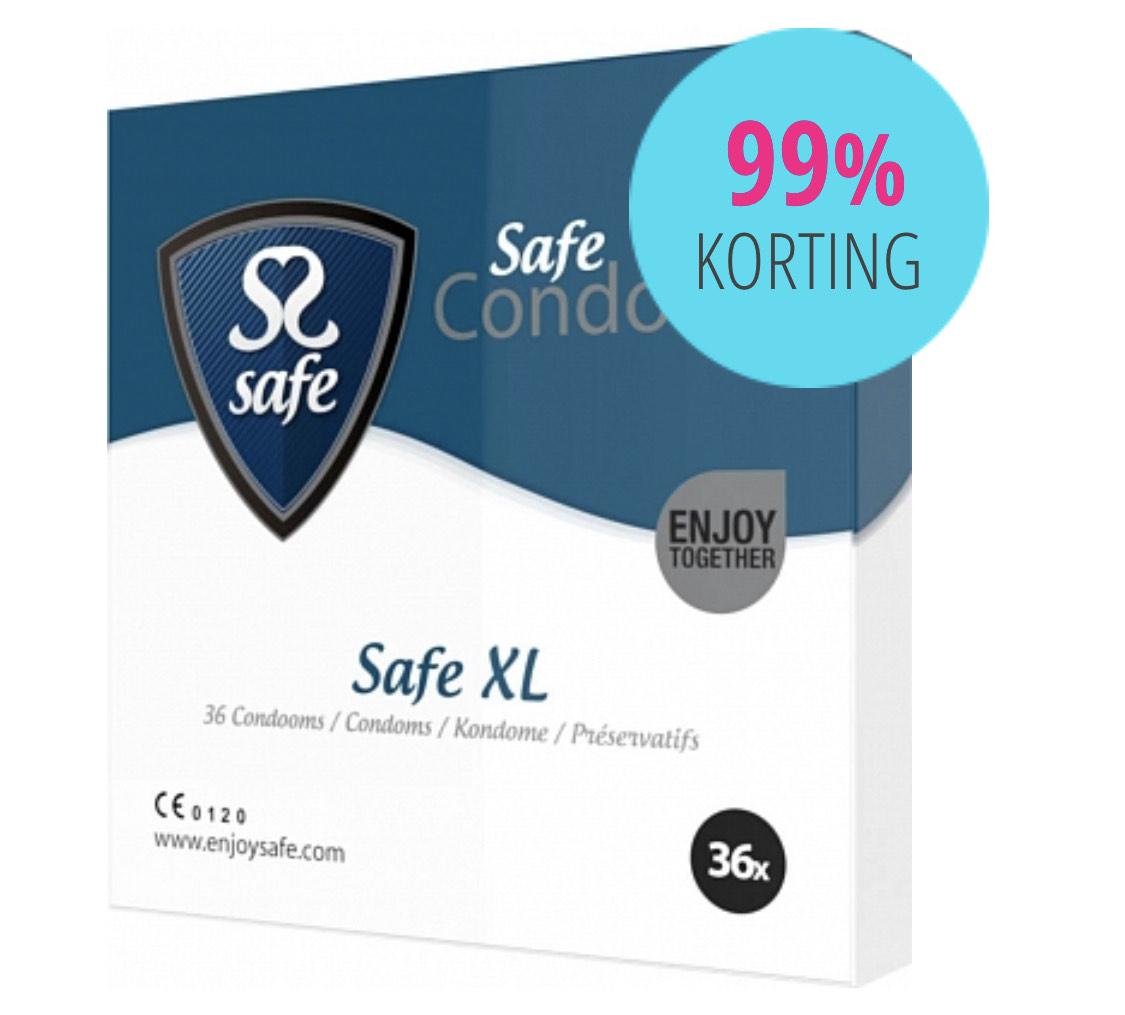 [prijsfout] Pak condooms (36 stuks) voor 2 cent @ Drogisterij.net