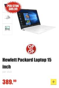 HP Laptop i3-1005g1 @Dirk