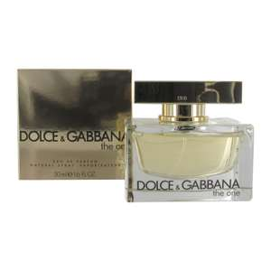 Dolce & Gabbana 50 ml The One eau de parfum €45,50 incl verzending @ Outlet Avenue