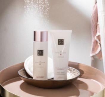 Rituals shampoo + conditioner van €19,00 voor €10,00 @Rituals