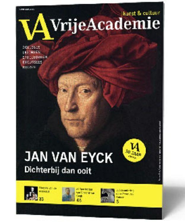 [gratis] E-Magazine met activiteiten in kunst en cultuur