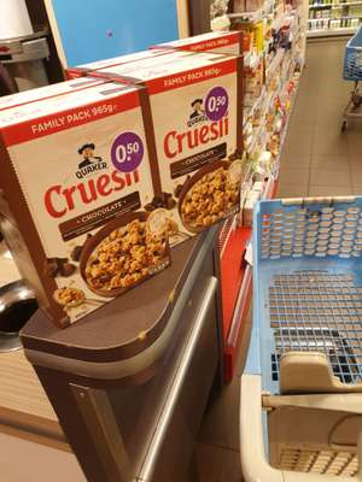 LOKAAL | AH JOURE Cruesli chocola 50 ct