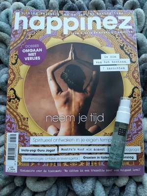 Ritual of Jing Mini Deep Sleep Pillow Mist Gratis bij aankoop van Happinez Magazine