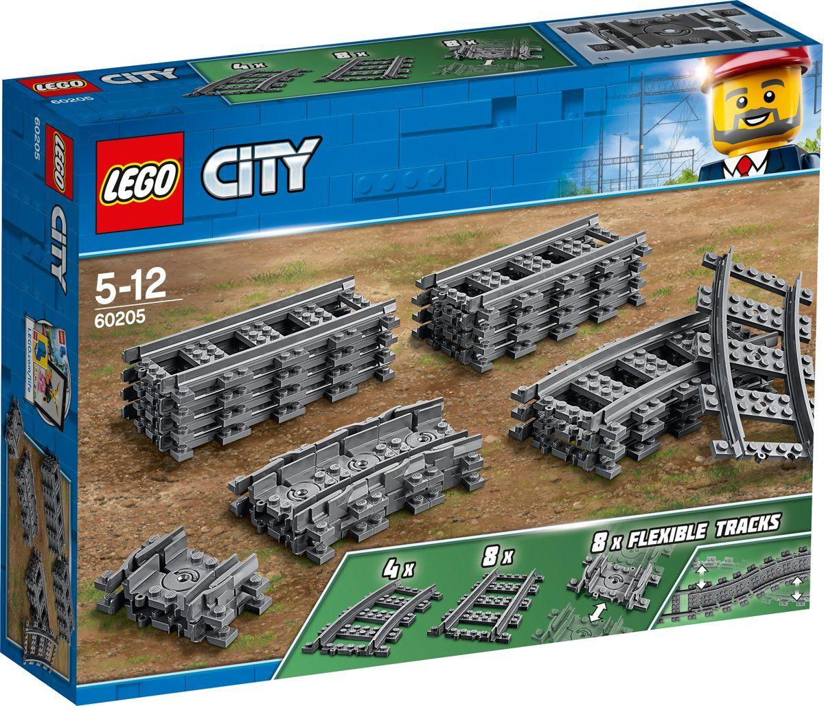 Lego City - 60205 - Treinrails