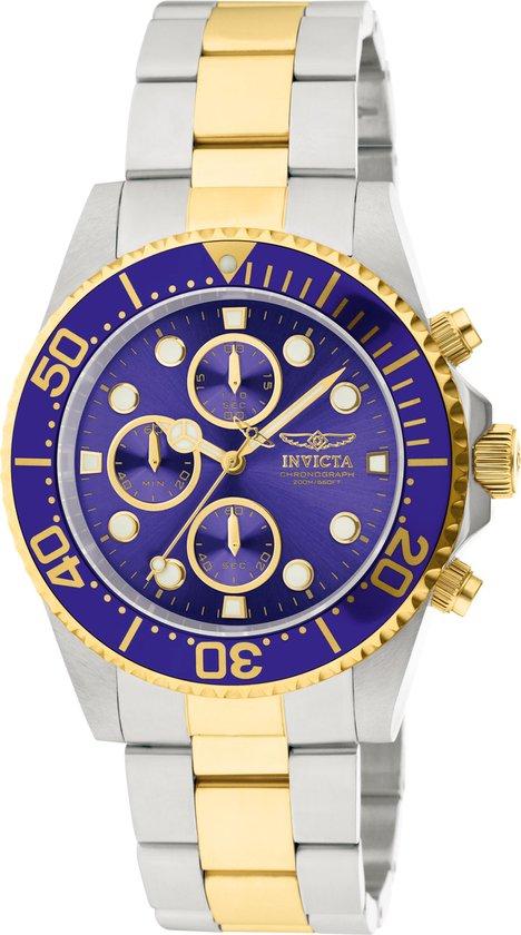 Invicta Pro Diver 1773 herenhorloge voor €37,99 @ Bol.com