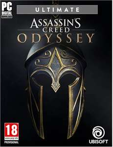 Assassin's Creed Odyssey - Ultimate Edition [PC Code - Uplay] (incl. season-pass)