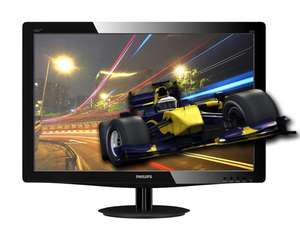 Philips 236G3DHSB 3D LED Monitor voor €175,95 @ Megekko