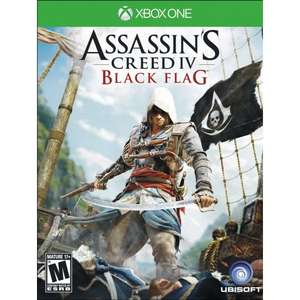 Assassin's Creed IV: Black Flag (Xbox One) voor €20,58 @ Play-Asia