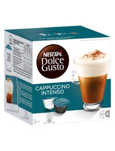 Dolce Gusto Cappuccino Intenso 3x 16st