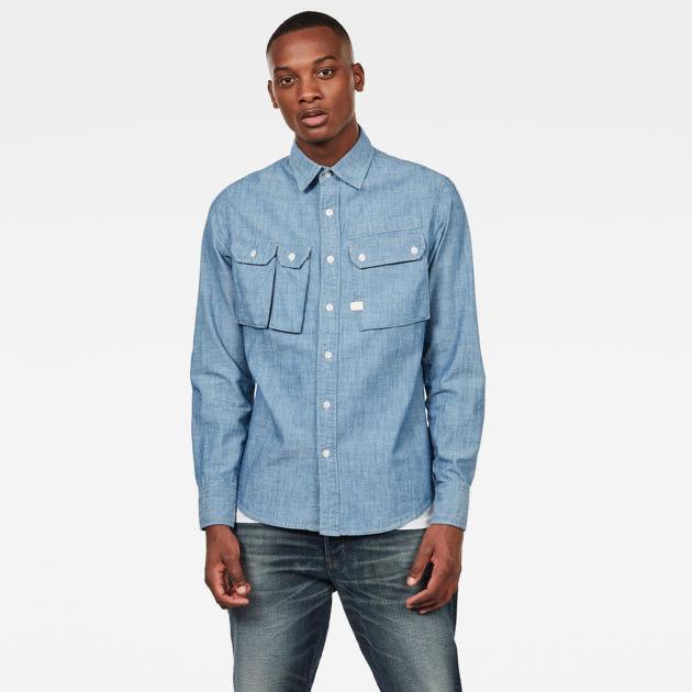 G-Star RAW Ospak Slim Shirt