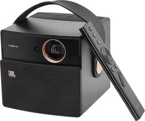 XGIMI CC Dark Knight | Portable Beamer | Projector | JBL Speaker | AirPlay | WiFi | Accu | 16GB