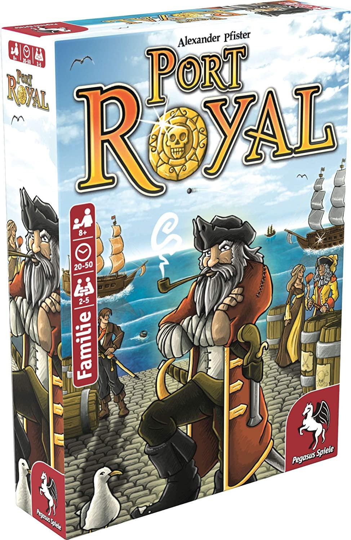 Port Royal Kaartspel (Duits/Engelse editie) voor €7,82 @ Amazon NL