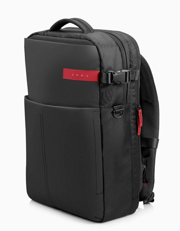 HP Omen K5Q03AA Gaming rugzak voor notebooks, 43,94 cm (17,3 inch), zwart