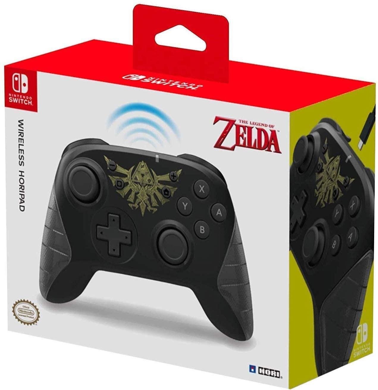 Zelda of Mario Wireless Controller voor Nintendo Switch @Amazon.es