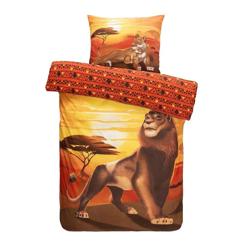 Dekbedovertrek Lion King 140x200