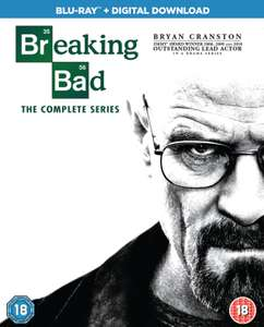 Breaking Bad - The Complete Series (Repackage) (Bluray)