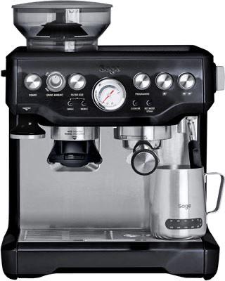 Sage The Barista Express Espressomachine, Black Sesame