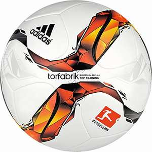 Adidas Torfabrik 2015/2016 Top Training  bal voor €13,71 @ Amazon.de