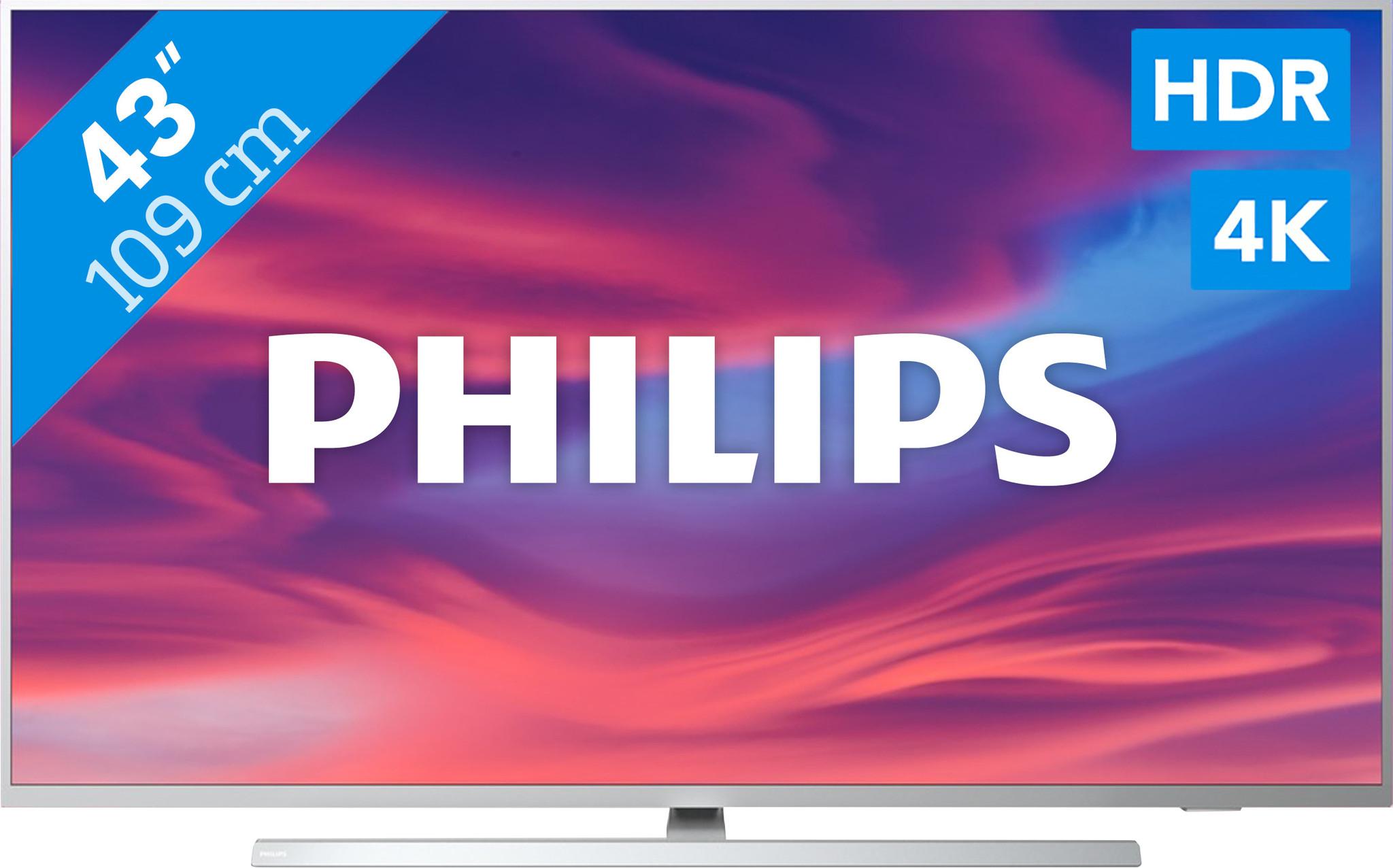 Philips 43PUS7304, 43 inch UHD TV met Android en ambilight @Bol.com