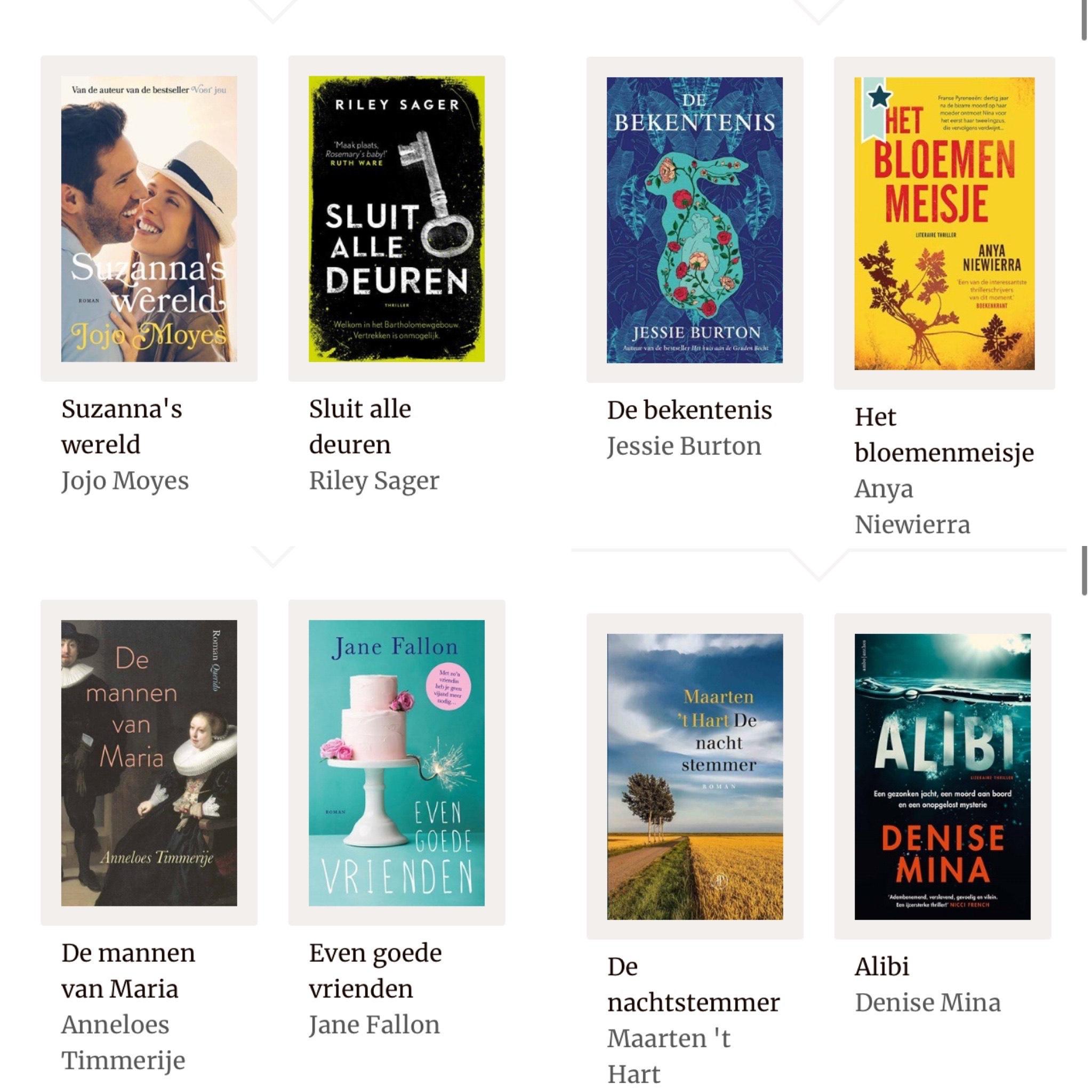 8 gratis ebooks / luisterboeken via bookchoice