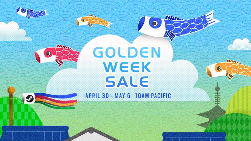 Steam Golden week (met oa. DB Kakarot €40,19)