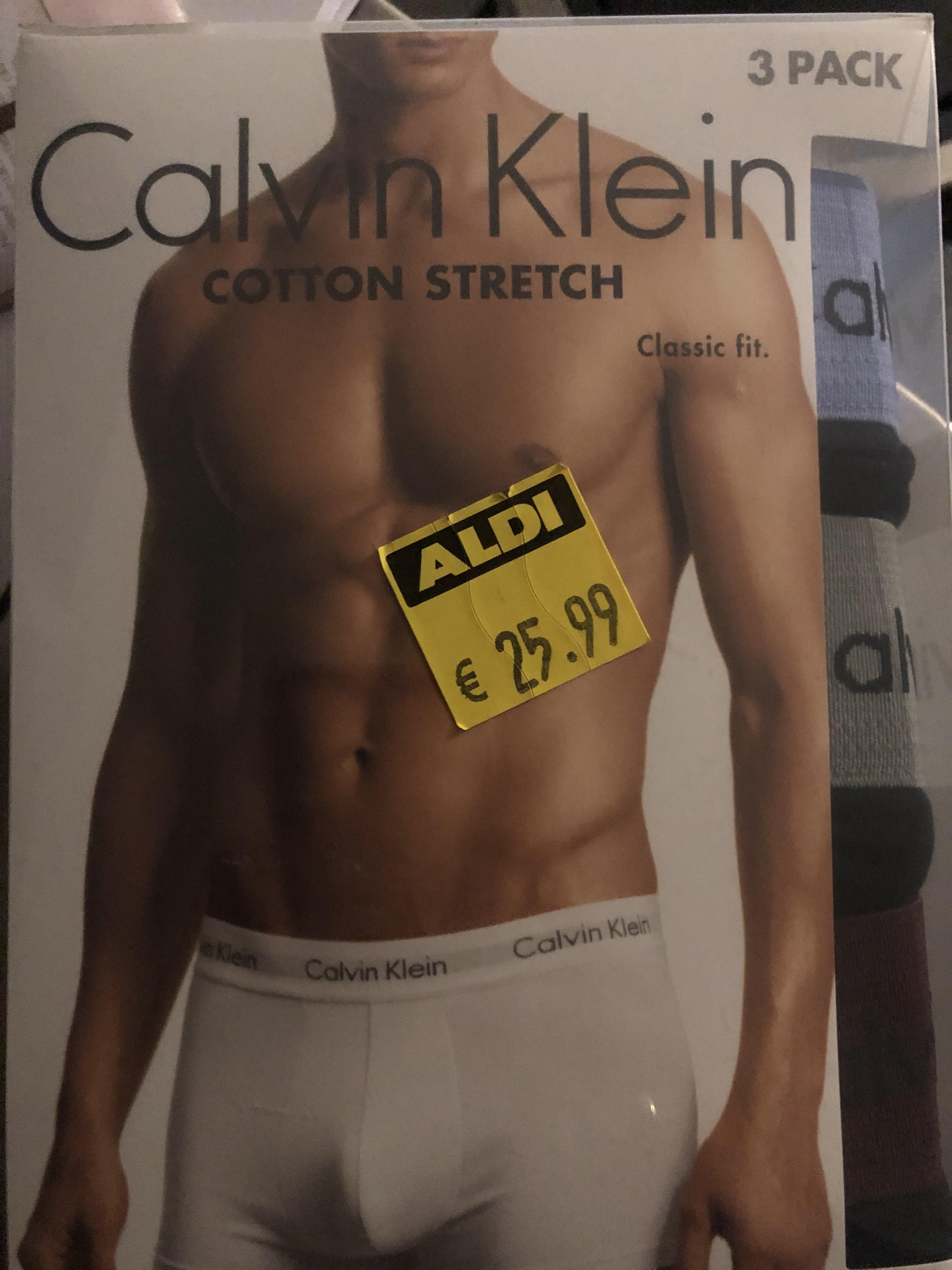 [Lokaal?] Calvin Klein 3-Pack boxershorts! + EXTRA KORTING!