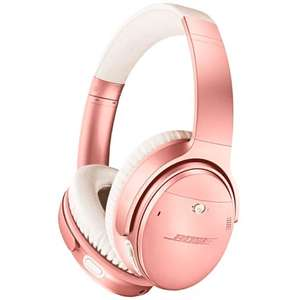Bose QuietComfort QC 35 II Noise Cancelling Hoofdtelefoon in rosé @ Amazon.de