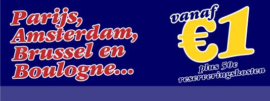 Busreis van Amsterdam naar Barcelona en Londen voor €1,50! @ MegaBus