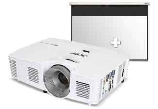 Acer H5380BD beamer met M90W01MG projectiescherm voor €429 @ Saturn