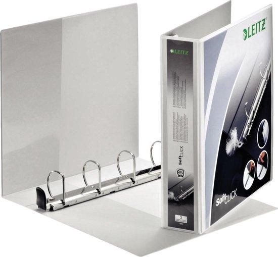 Leitz Premium SoftClick Presentatie Ringband A4 40mm @ Bol.com