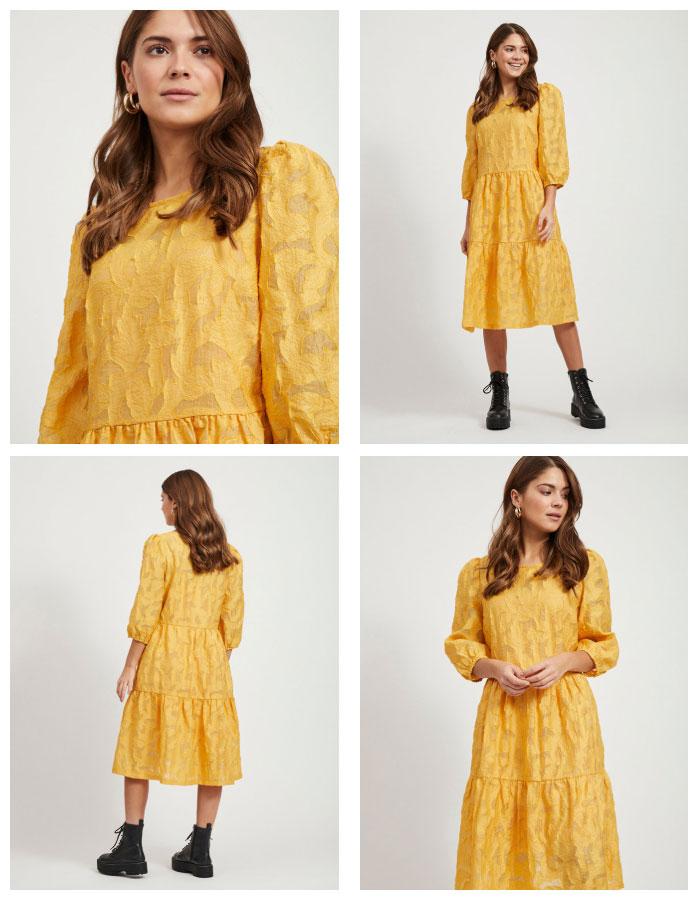 VILA jurk + gratis verzending t.w.v. €5,95 @ Maison Lab