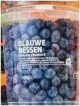 Blauwe bessen! 1+1 gratis @Albert Heijn
