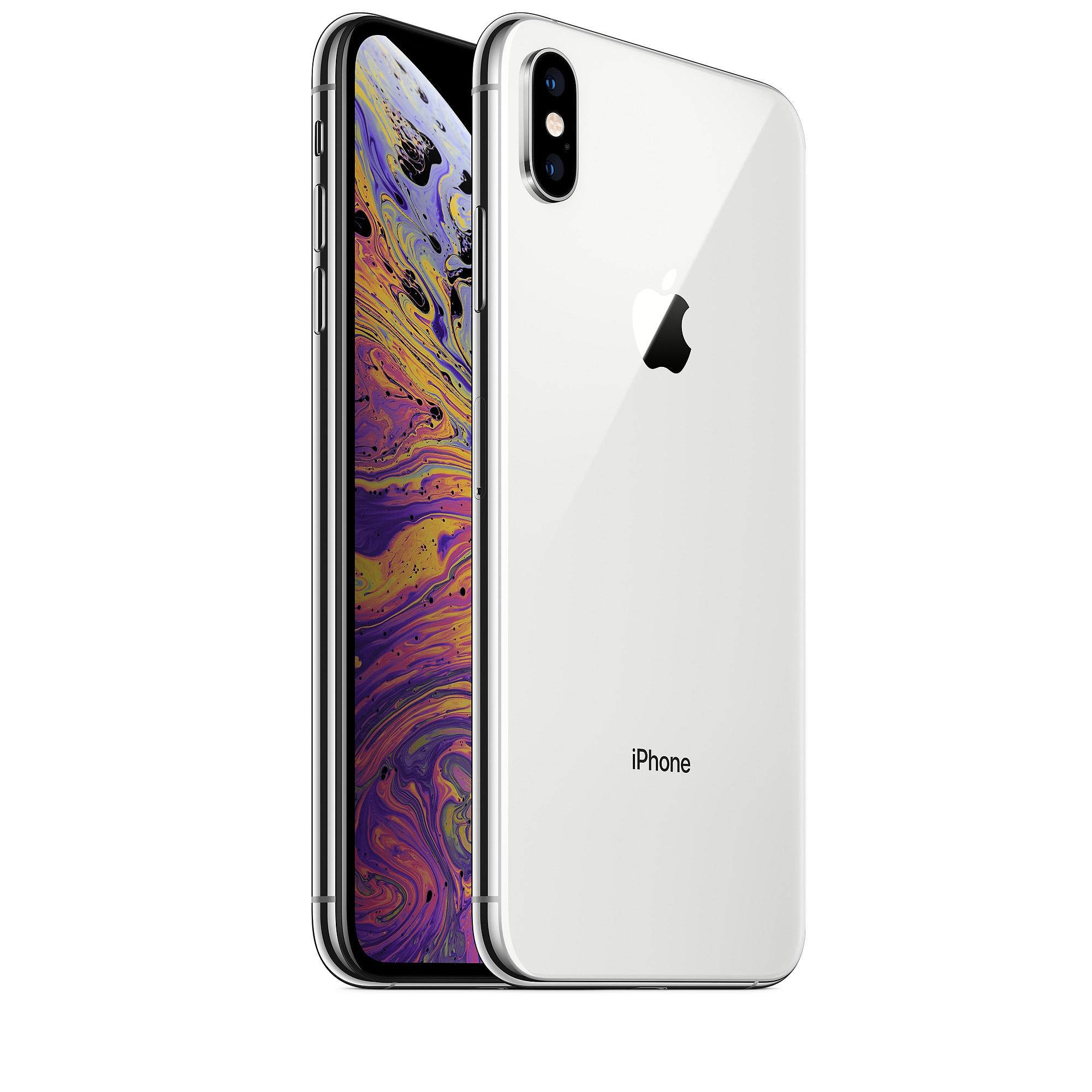 iPhone Xs max 512GB Silver €899, Gold €913 los bij Belsimpel