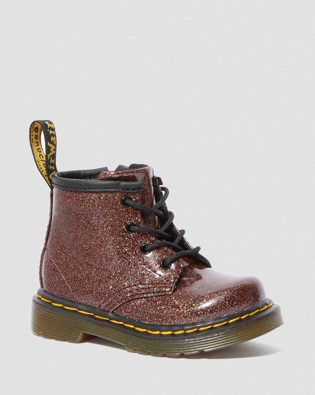 Dr. Martens glitter baby/peuter schoenen (1460)
