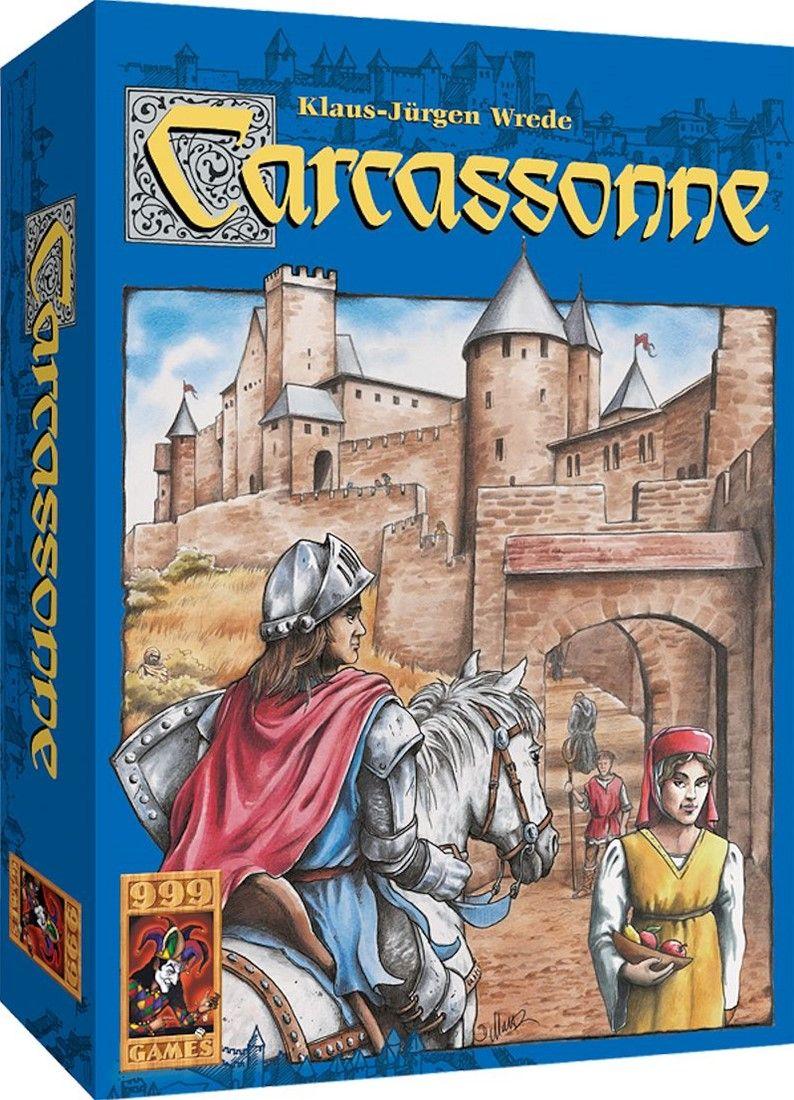 Gratis Carcassonne probeerspel (printen)