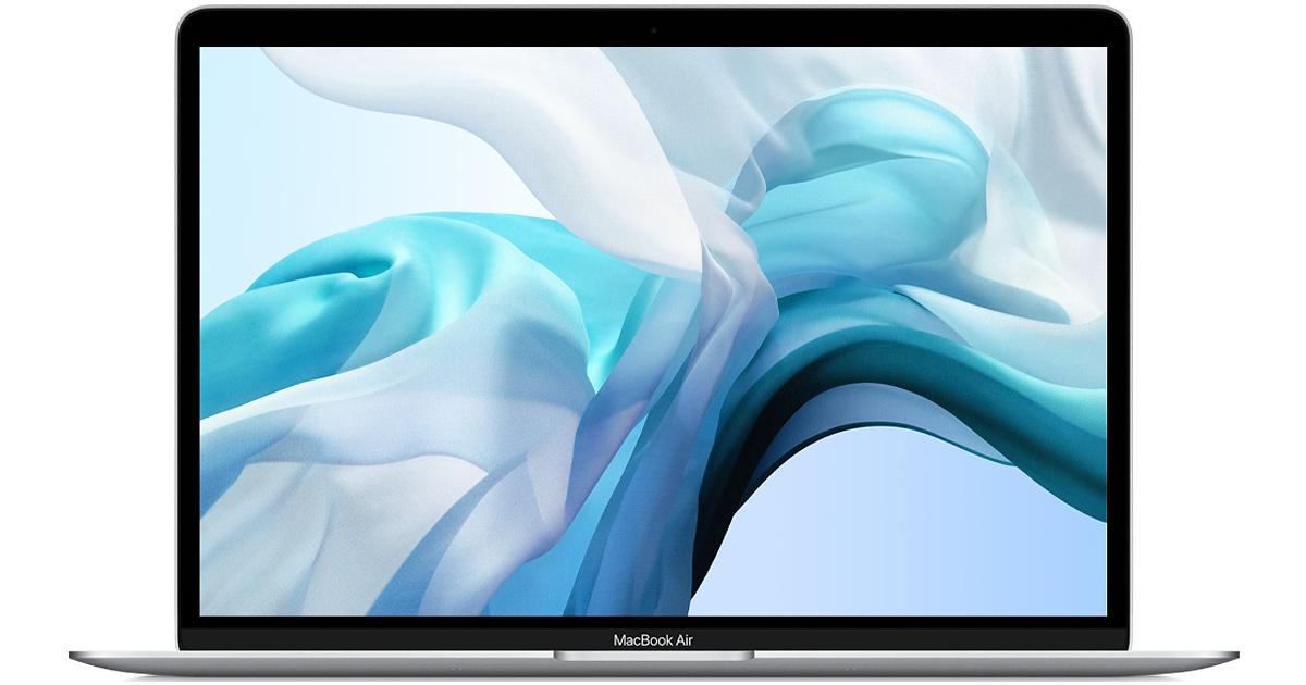 Macbook Air 2020 Core i5, 512GB, silver