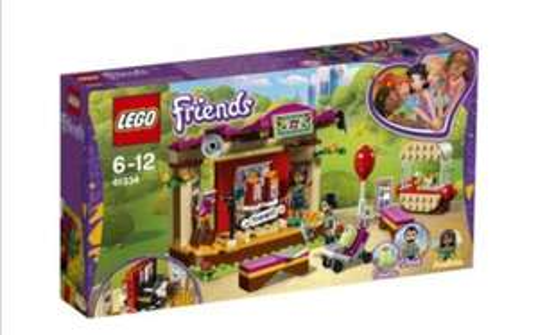 Lego Friends: 41334 - Andrea's parkprestaties