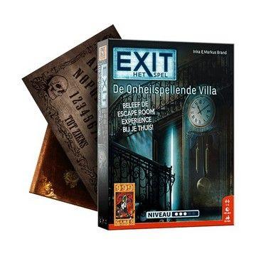 Exit: De onheilspellende villa @kruidvat
