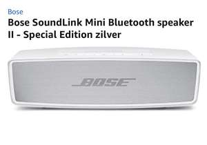 Bose SoundLink Mini Bluetooth speaker II – Special Edition, Silver
