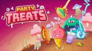 Party Treats gratis te downloaden in eShop als je Robonauts of Geki Yaba Runner hebt