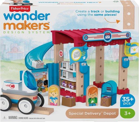 Fisher Price Wonder Makers - Postkantoor @ Bol.com Plaza