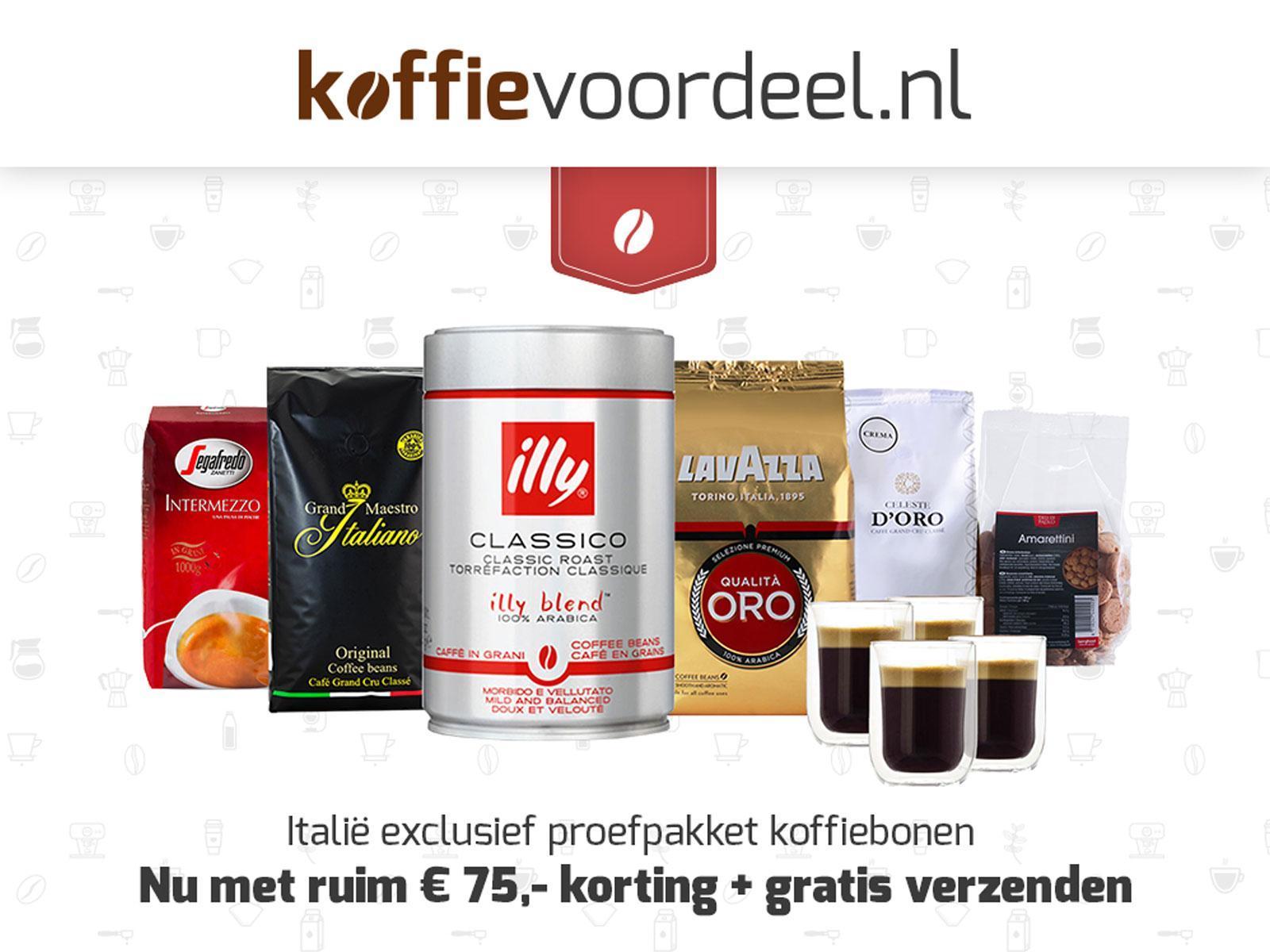 [ING] Koffiepakket Van 130 naar 50 Euro + 500 punten