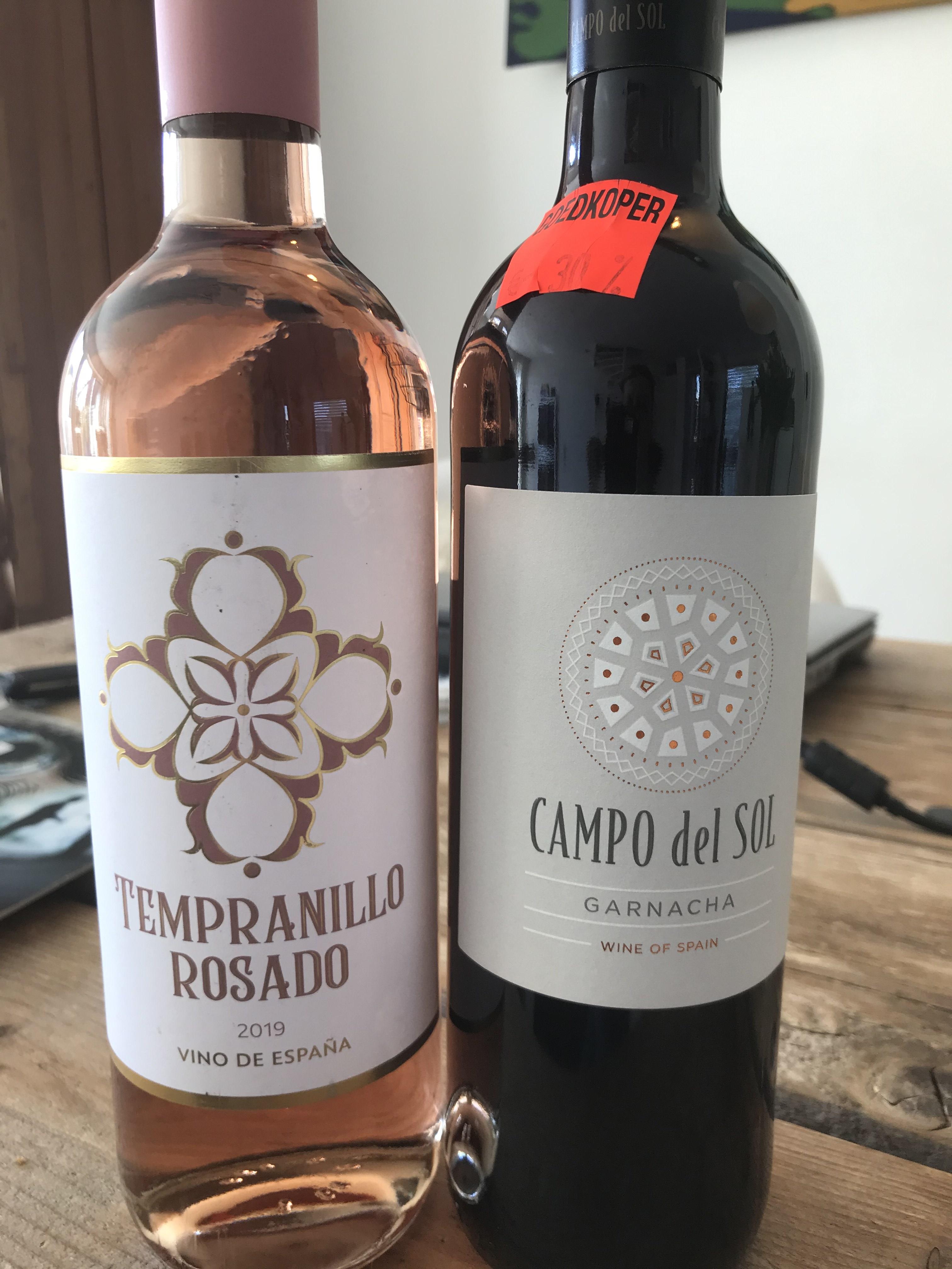 Voordelige wijn bij Aldi