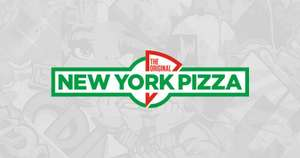 New York Pizza 2e pizza €2,-