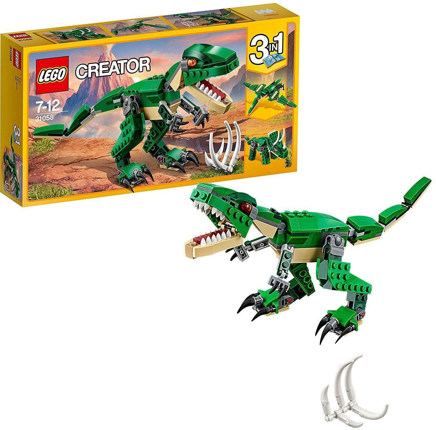 Lego Creator Machtige Dinosaurussen - 31058 @ Amazon.nl