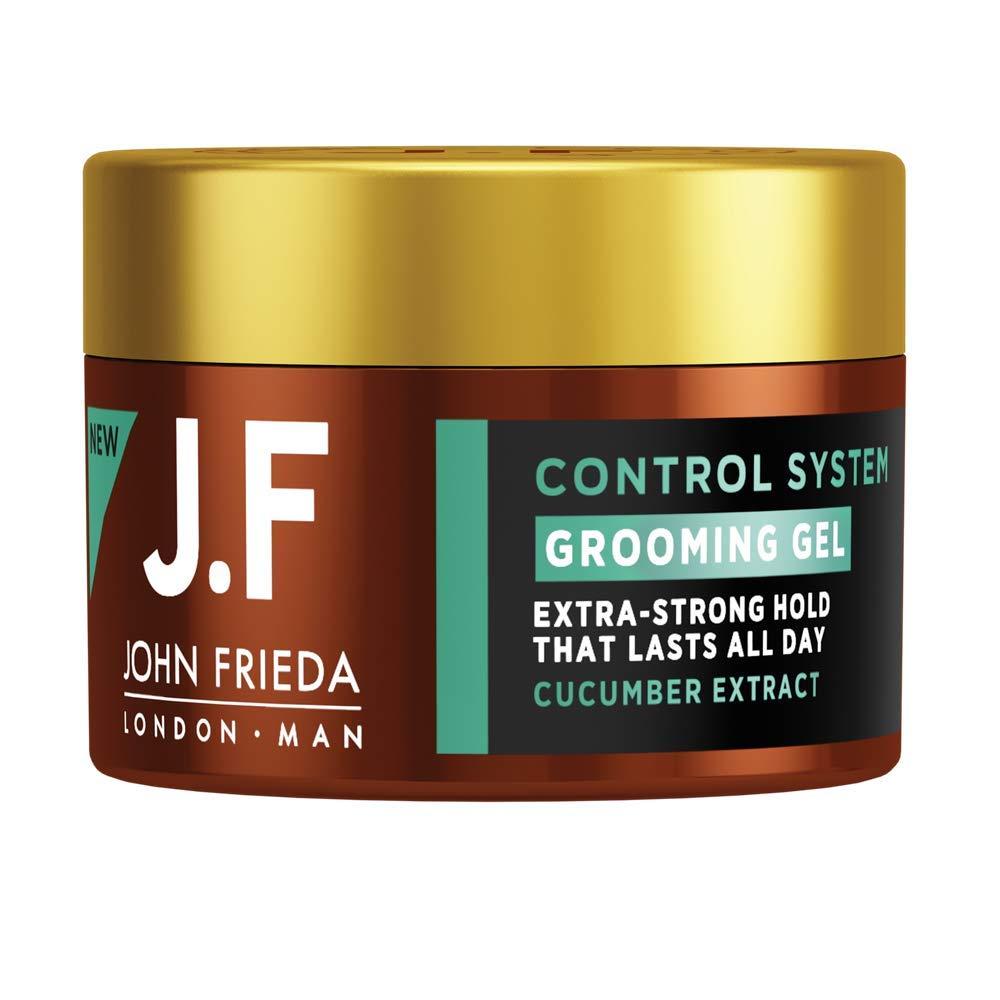 John Frieda Man JF Mannen Control System Taming Shampoo Gel