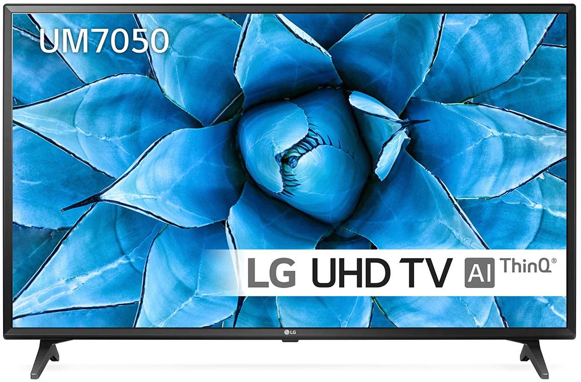 LG 43UM7050PLF | 43 inch 4K UHD Smart TV