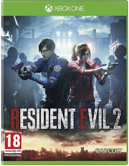 Resident Evil 2 (Xbox One Franse versie) @ Bol.com Plaza